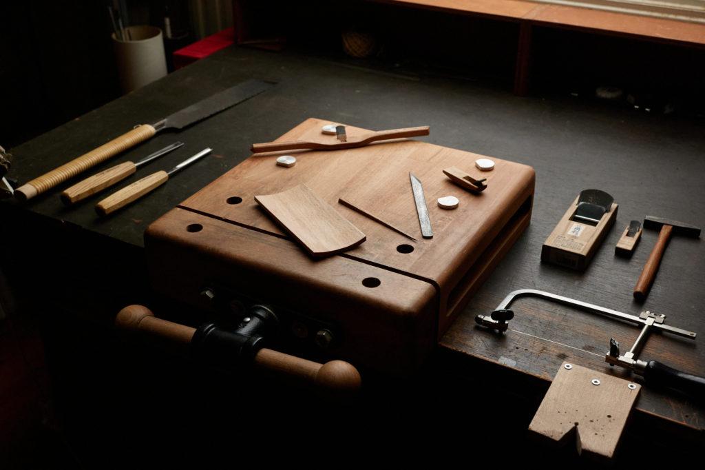 Atelier rabot japonais